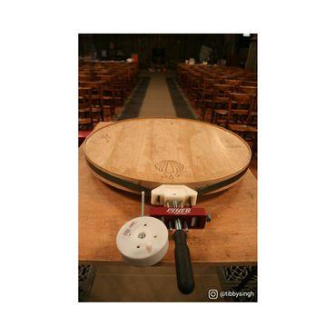 Piher Modell B Stahlband Rahmenspanner 650cm B-Ring – Bild 3