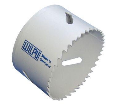 WILPU Bi-Metall Lochsäge 17mm, 38mm Nutzlänge, 4/6 ZpZ – Bild 2