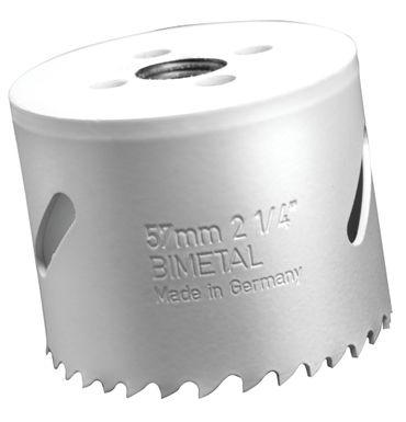 WILPU Bi-Metall Lochsäge 21mm, 38mm Nutzlänge, 4/6 ZpZ – Bild 1