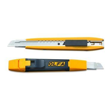 OLFA Cuttermesser DA-1 9mm mit Klingenabbrechhilfe – Bild 2