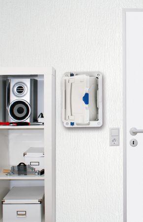 """Tanos Wand-  Bodenhalterung """"SYS-CART Base"""" für systainer®  – Bild 3"""