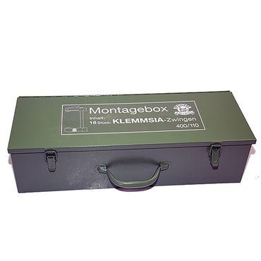 Montagebox Kunststoff leer fuer Treppenzwinge