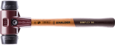 SIMPLEX-Vorschlaghammer, mit Hickorystiel | Ø=100 mm | 3002.100