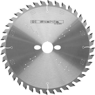 Stehle HW Unisteel NE Handkreissägeblatt 165x1,5/1,2x20mm Z=40 TR-F