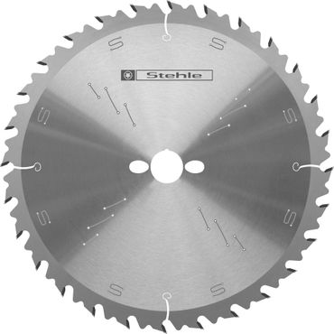 Stehle HW ZW Zuschneid-Kreissägeblatt 400x3,5x30mm Z=36 WS