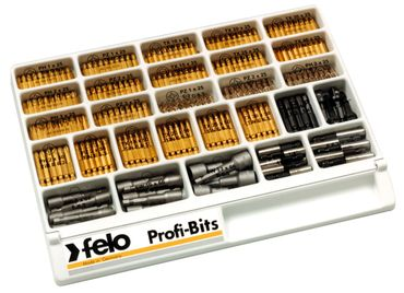 Felo Zahlteller mit Bits, 300-tlg