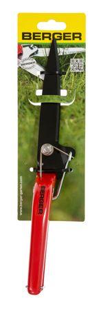 Berger 2200 Rasenkantenschere anti-haft-beschichtet 300mm – Bild 4