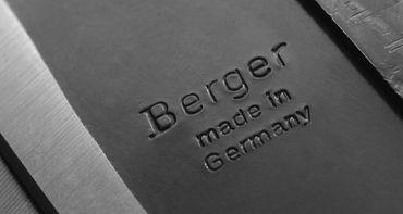 Berger 2721 Schaf- und Buchsbaumschere mit Herzfeder 140mm – Bild 3