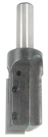 HW Wendeplatten Nutfräser Z2 16x50x94mm S=12mm