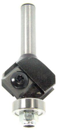 HW Wendeplatten Kantenfräser 30° 29x12mm S=8x30mm Z2 MAN