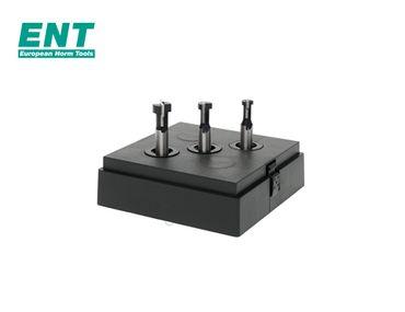 ENT 3-tlg. HW T-Nutfräser-Set optimiert für M5 M6 und M8 Schrauben, HW (HM), Schaft (S) 8 mm – Bild 1