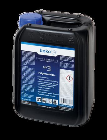 Beko-P3-030-00 Performance No. 3 Felgenreiniger 30 l Kanister, Farbe