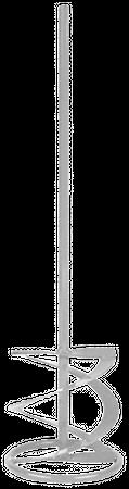 epi Edelstahlrührer MR4, Schaft:M14x2,0, ØRührkorb 120mm, V2A