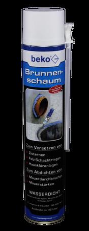 beko Brunnenschaum 750 ml – Bild 1