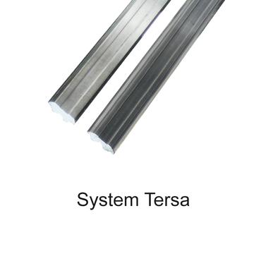 2 Stück Tersa Hobelmesser HSS Standard 810x10x2,3mm – Bild 1