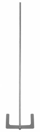 Ankerrührer, Schaft:M14x2,0, ØRührkorb 190mm (2 Flügel), verzinkt  – Bild 1