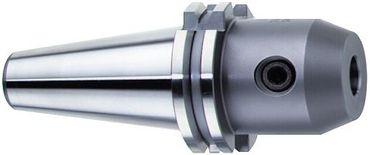 Weldonfutter DIN69871 AD gewuchtet G 6,3 / 12.000 SK40 Drm 25mm A=100mm