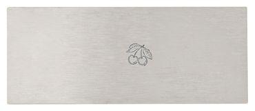 Kirschen Ziehklinge, kantig 150x60x0,8mm