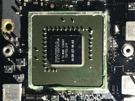 """Apple MacBook Pro A1286 A1398 Retina mid 2012 early 2013 15"""" 9,1 10,1 i7 NVIDIA GeForce GT 650M Intel HD Graphics 4000 Grafik Reparatur"""