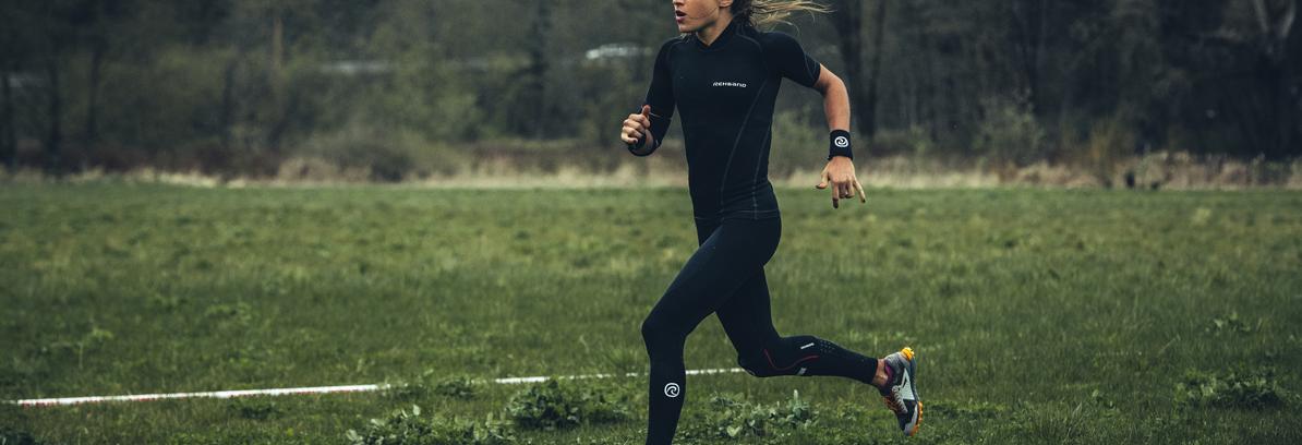 Rehband Knee Sleeve Elbow Sleeve Running Tights
