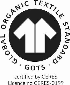 Global Organic Textile Standard (GOTS,Organic, CERES-0199)