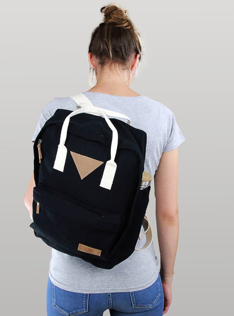 Backpack ansvar II black