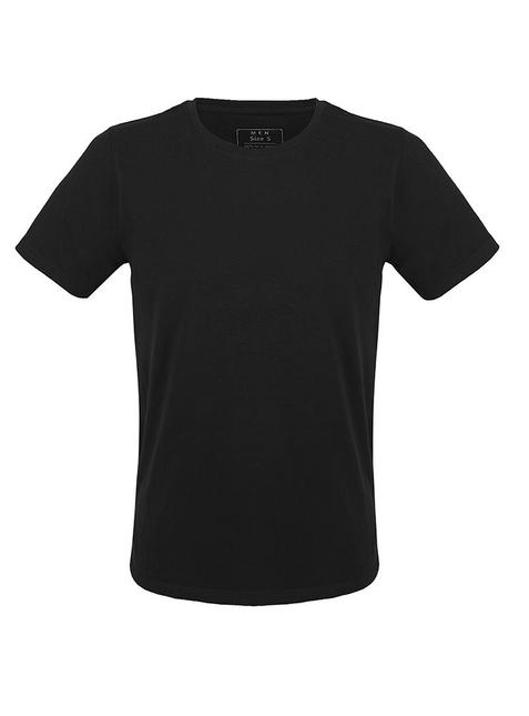 5er Pack Herren T-Shirt schwarz