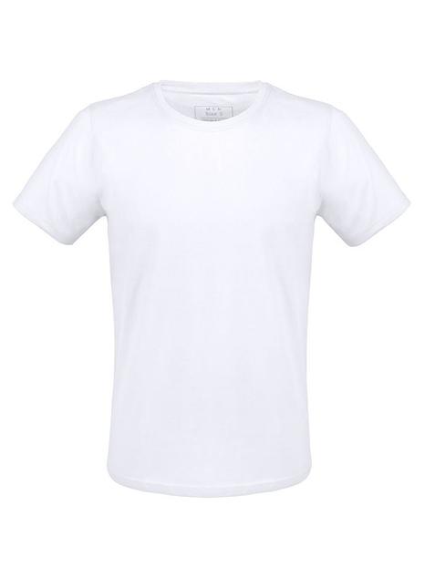 5er Pack Herren T-Shirt weiß