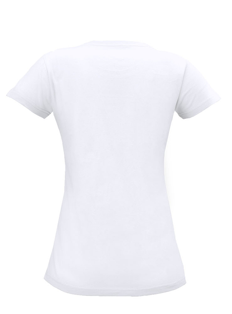 5-Pack Women's T-Shirt white