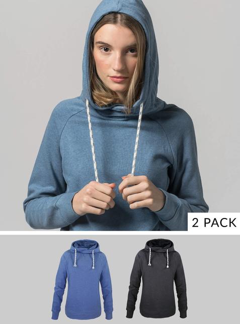 2-Pack Women's Hoodie