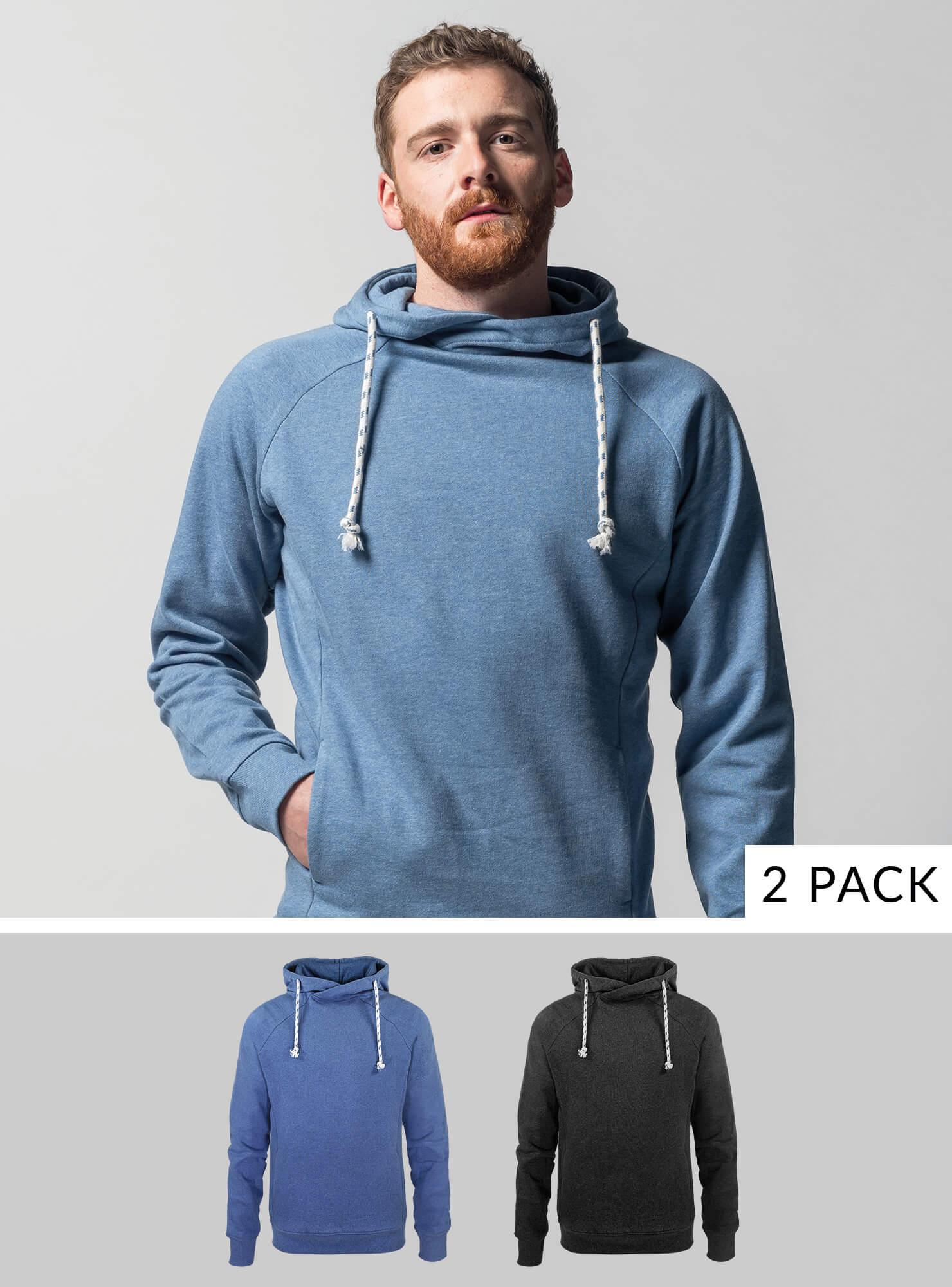 2-Pack Men's Hoodie