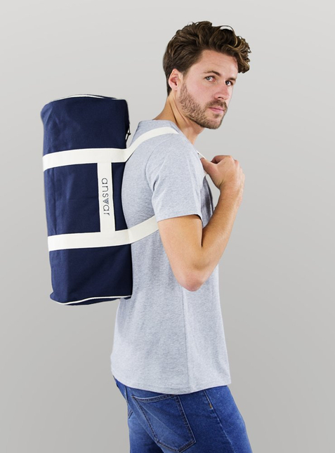Backpack ansvar III blue