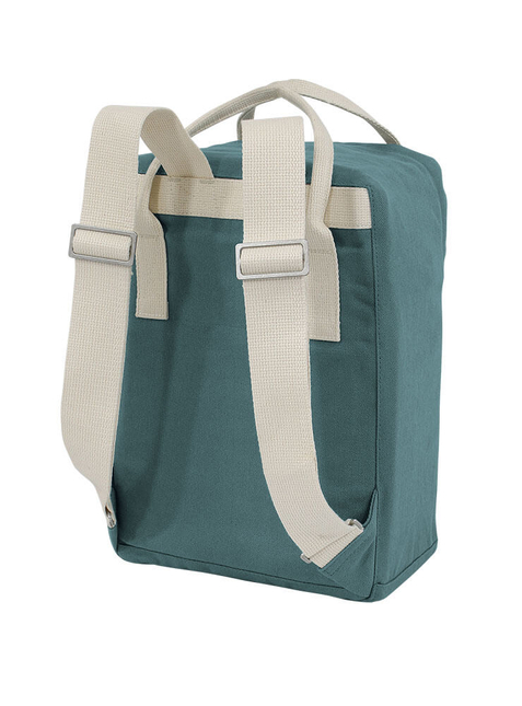 Mini Backpack ansvar IV teal