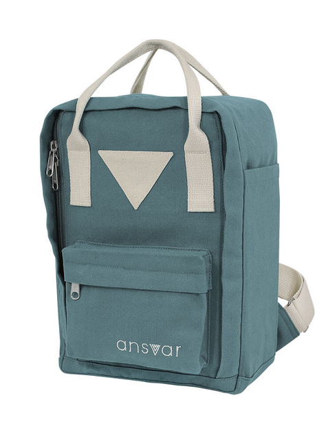 Mini Backpack ansvar IV petrol