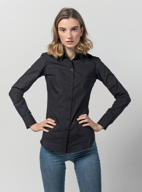 2-Pack Women's Shirt black/black