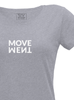 "Damen T-Shirt ""Movement"""