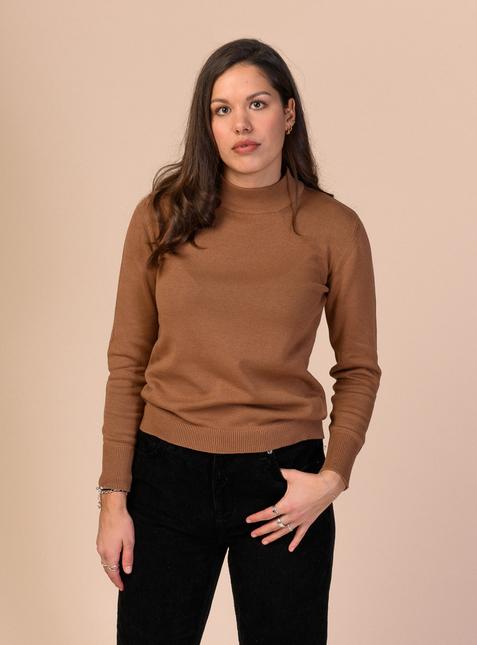 Women Fine-Knit Jumper SADA