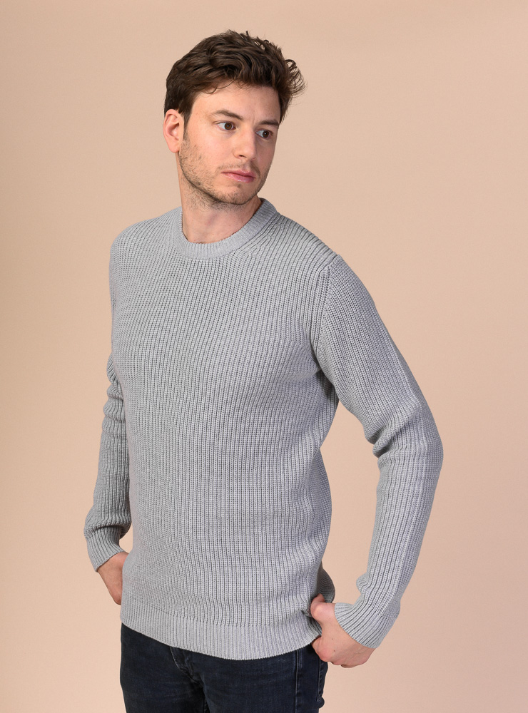 RAVI Men's Knit Jumper
