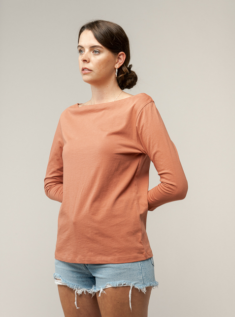 Women Longsleeved Shirt ZARINA