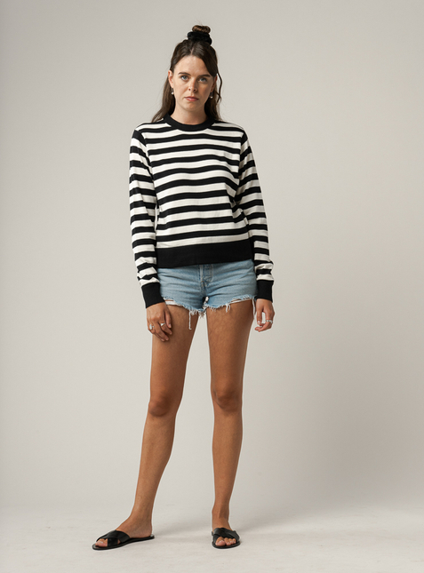 Women Fine-Knit Jumper ILA