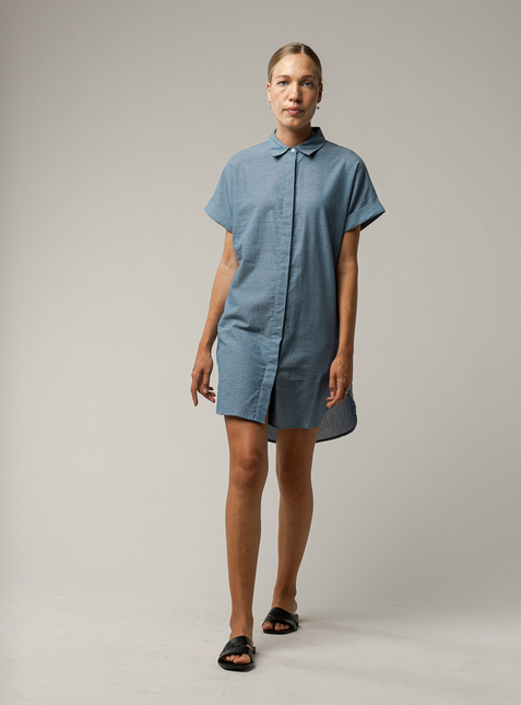 Women Shirt Dress AMOLI