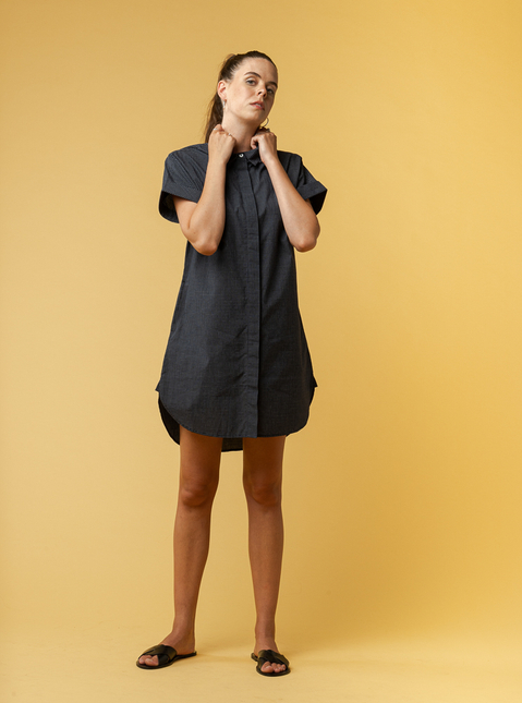 Women Shirt Dress AMOLI
