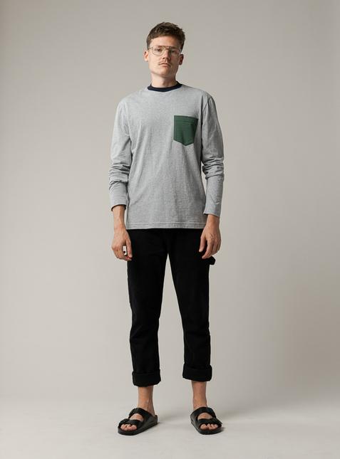 Men Longsleeved Shirt SANJAY