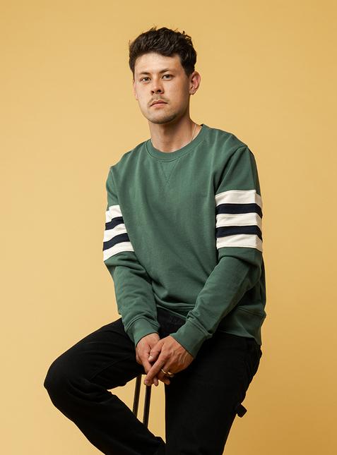 Sweatshirt MANOJ