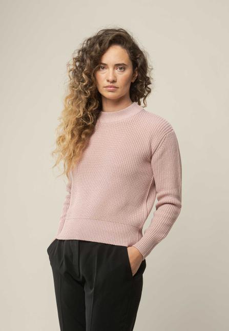 Rippstrick Pullover MANIKA
