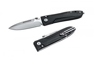LIONSTEEL BIG DAGHETTA G-10 BLACK