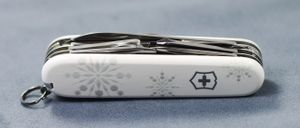 VICTORINOX EXPLORER WHITE CHRISTMAS 2017