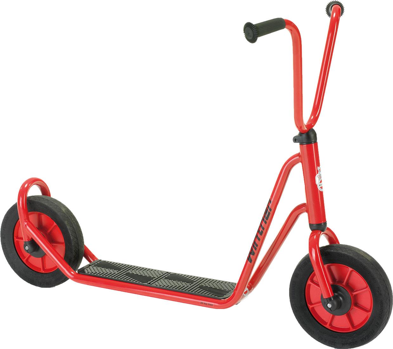 Winther Mini Roller mit 1 Hinterrad - Kinderfahrzeug 3-4 Jahren