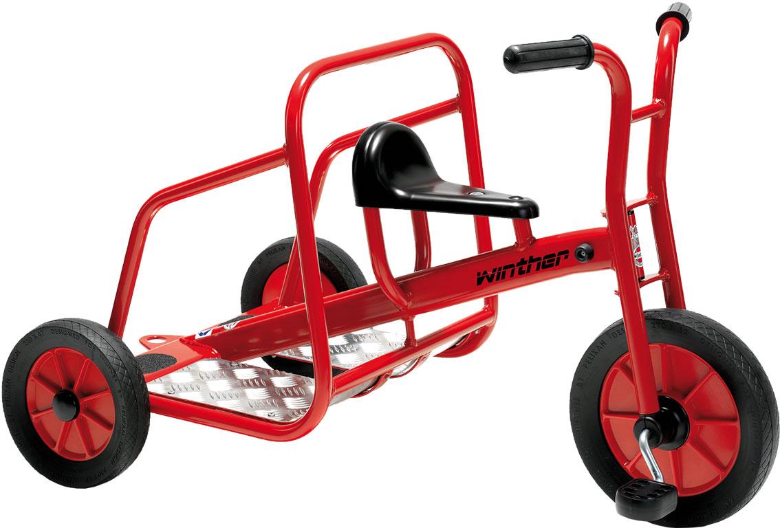 Winther Dreirad Ben Hur - Kinderfahrzeug 4 bis 7 Jahre
