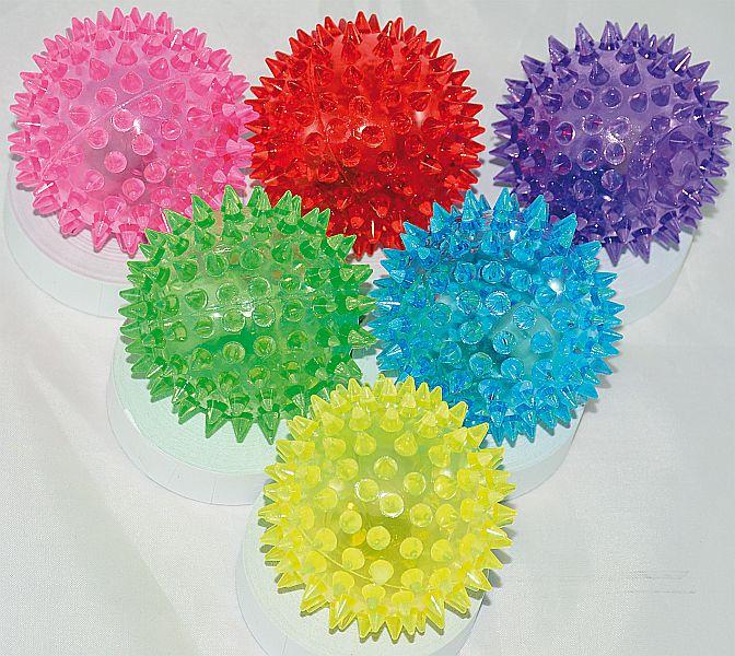 Igelball mit Leuchtfunktion